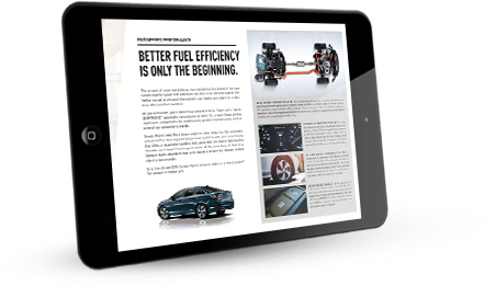 Interactive brochures